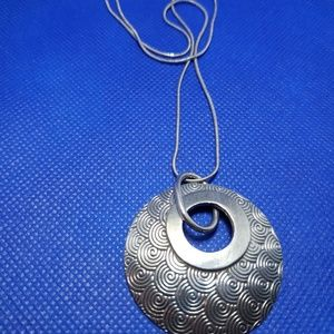 Jewelry - Hand made Silver Pendant from Mexico